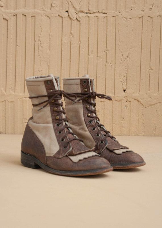 1980's Roper Boots