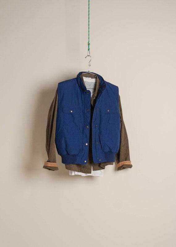 1990's Eddie Bauer Down Filled Puffer Vest