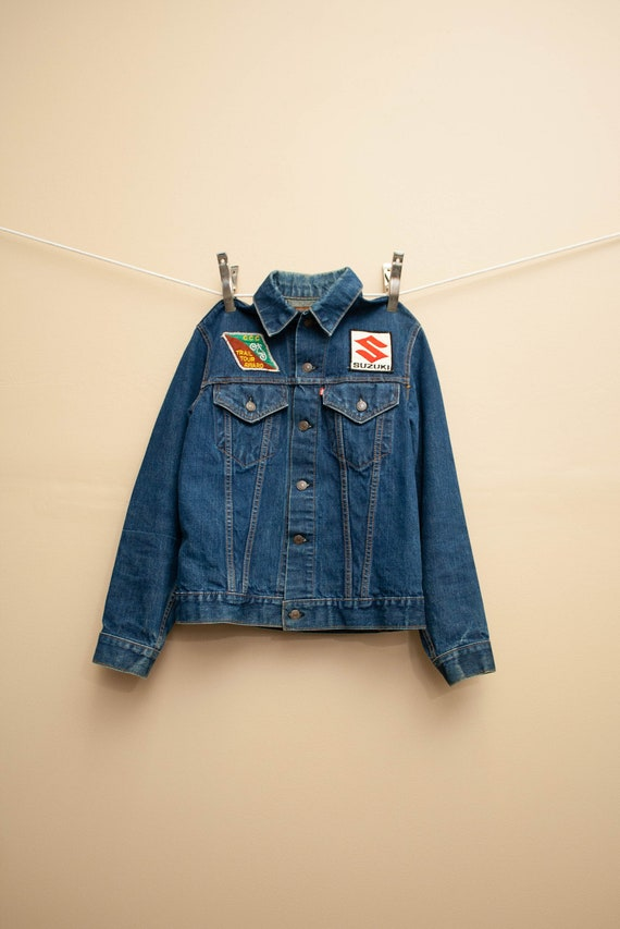 1971 Levi's Big E Denim Jacket