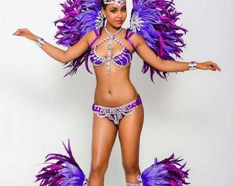 Samba costume | Etsy