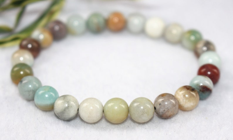 Natura AA Genuine Amazonite Beads Bracelet Amazonite Bracelet Amazonite Bracelet wholesale,Jewelry Bracelets