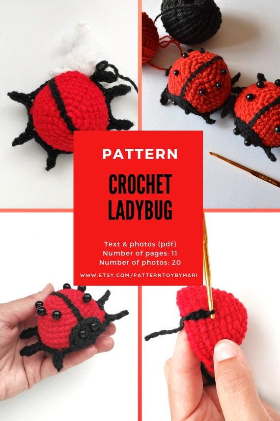 Miraculous Ladybug amigurumi - I really enjoyed making This ... | 855x570