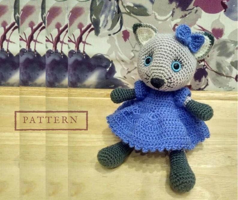 Crochet pet dog cat clothes apparel sweater dress coat s xs xxs ... | 666x794
