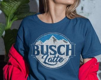 53026109b4 Clarise Busch Light Busch Latte Distressed T Shirt Unisex Heavy Cotton Tee