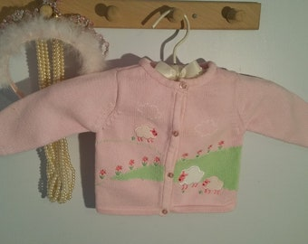 5469f99ad8f8 Baby girl sweater