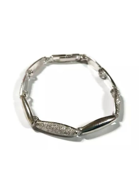 Vintage 925 sterling silver bracelet