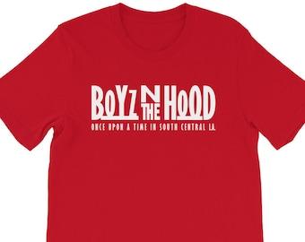 8da3207e T-Shirt 110 Boyz N The Hood +back