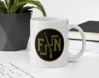 Vintage FN Mug