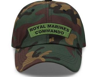 Royal Marines Commando Cap