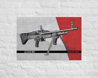 M60E3 Poster