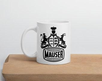 Vintage Mauser Mug