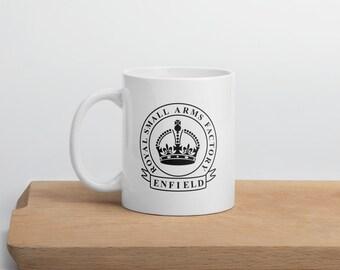 Vintage Royal Enfield Mug