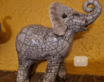 Elephant Raku