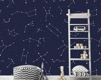 Star Wallpaper Etsy