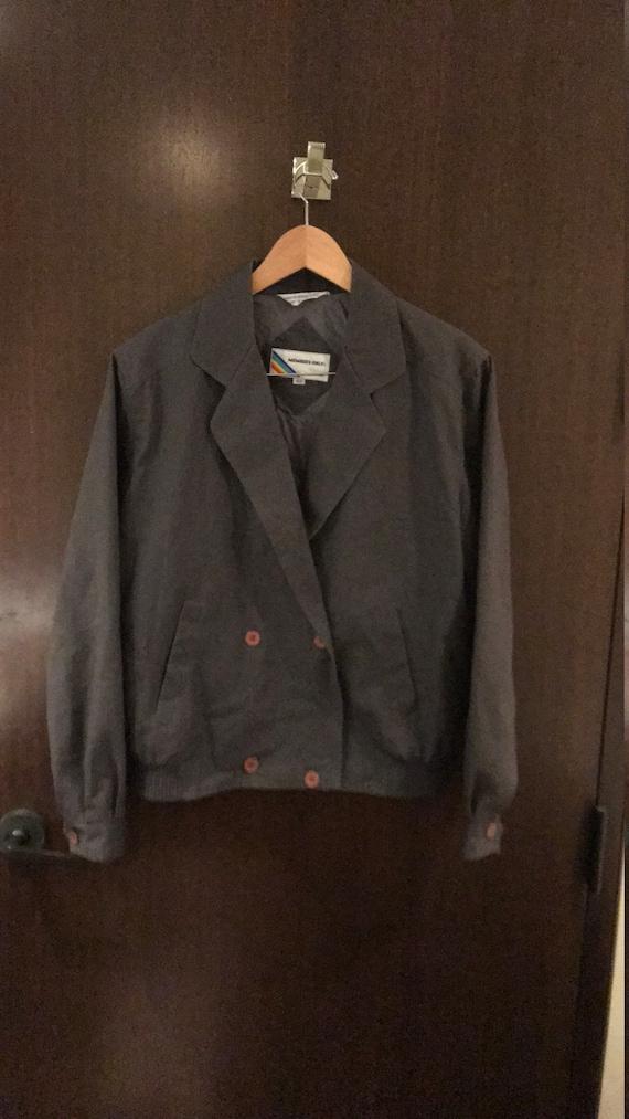 Vintage Members Only Jacket