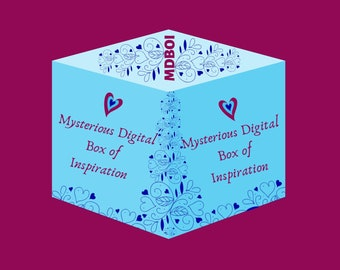 Mysterious Digital Box of Inspiration