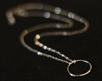 BDSM Discreet Collar Submissive Bondage Day Slave O Ring Choker Choker DDLG Collar BDSM