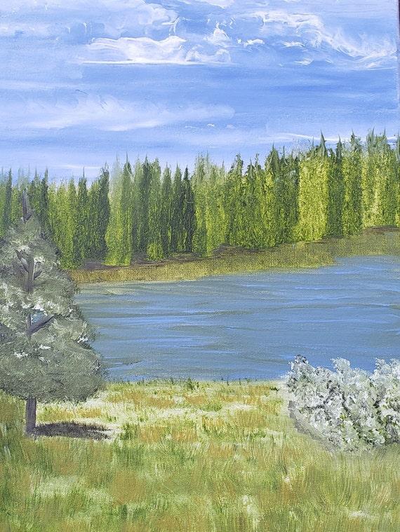 digital download of original painting by atist tabitha kremesec