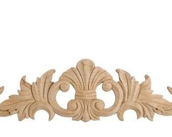 Appliques wood image decorative wood appliques wood carving