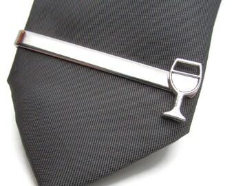 WINE Barrel Tie Clip Tie Bar P24