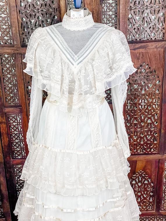 Gunne Sax Romantic Renaissance Wedding Collection… - image 7