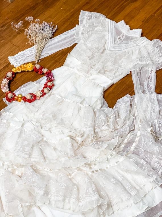 Gunne Sax Romantic Renaissance Wedding Collection… - image 1
