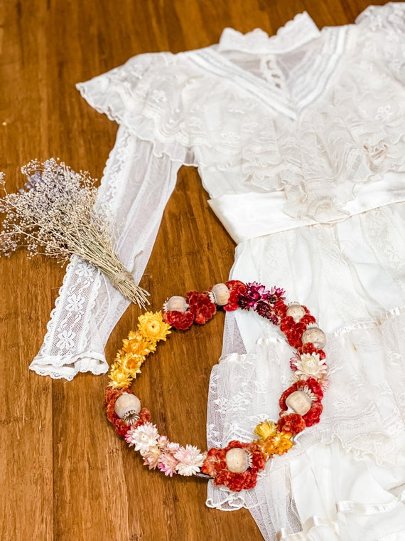 Gunne Sax Romantic Renaissance Wedding Collection… - image 6
