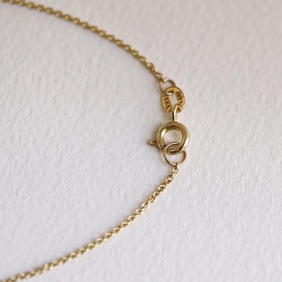 Layering Jewelry Simple Minimalist Bracelet Thin Gold Bar Bracelet 14K Solid Gold Bracelet Gifts for Her Bar Bracelet