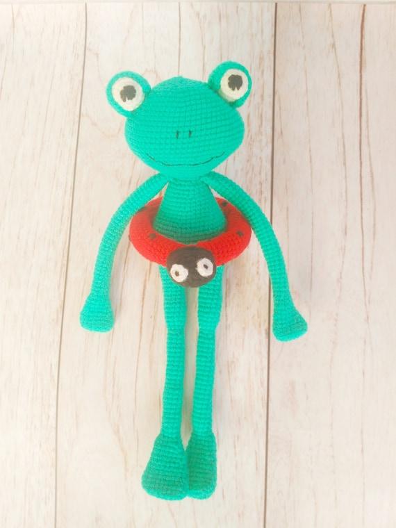 Frog Amigurumi Pattern ⋆ Crochet Kingdom | 760x570