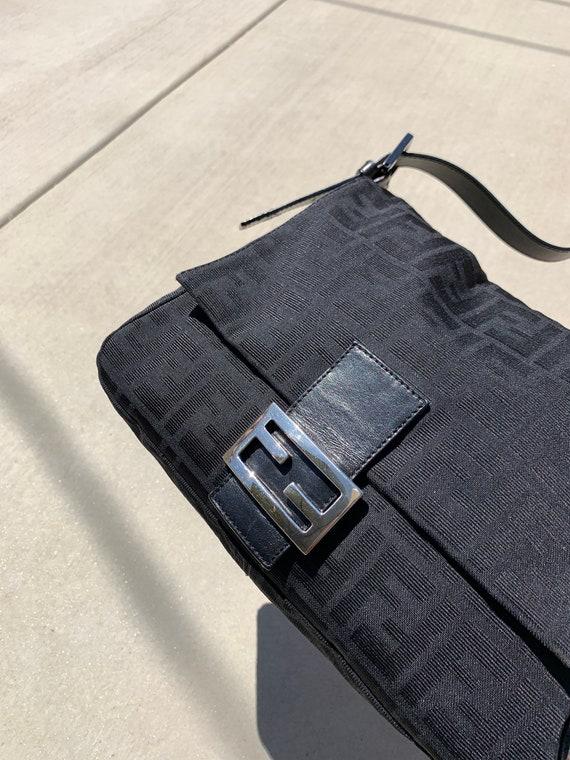 Fendi Zucca FF Forever Mama Bag
