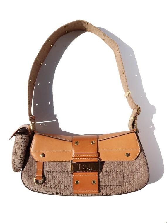 Y2K Vintage Dior Street Chic Columbus Shoulder Bag
