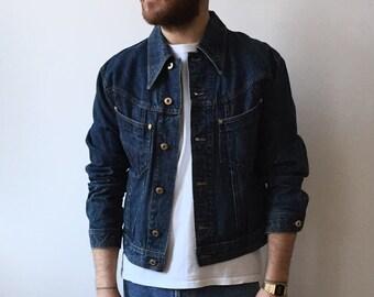 5ee8f194aebf D G Denim Jacket Dolce Gabbana Vintage Jeans Jacket Men s Size S - M