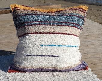 housse de coussin   coton  recyclé éthique  écologique  intérieur contemporain lavable idéal sol confort