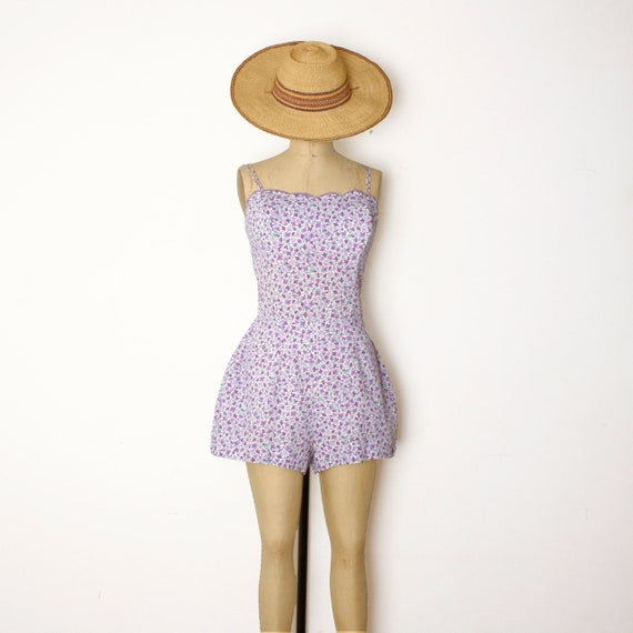 1960s playsuit | size medium