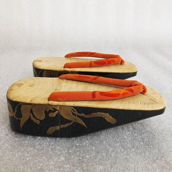 Japanice platform shoes size 5-6