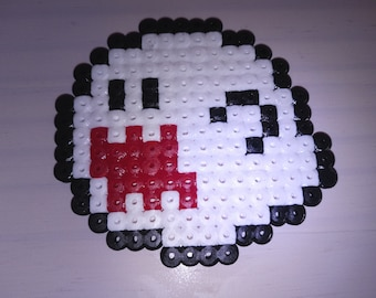 Boo Pixel Art Etsy
