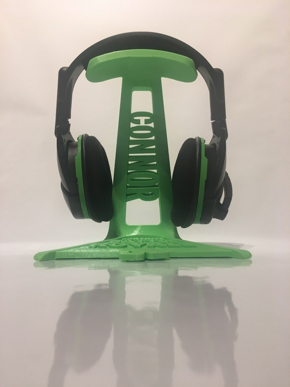 3d Printed Fortnite Headset Stand Xbox Ps4 Perfect Christmas Gift Personalised Perfect For Any Gamer
