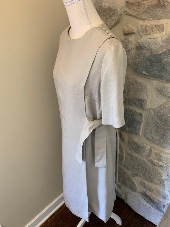 1950's Vintage Womens Wrap Dress - image 2
