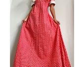 70s Prairie Dress