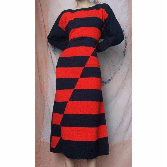1980s Savion Dress