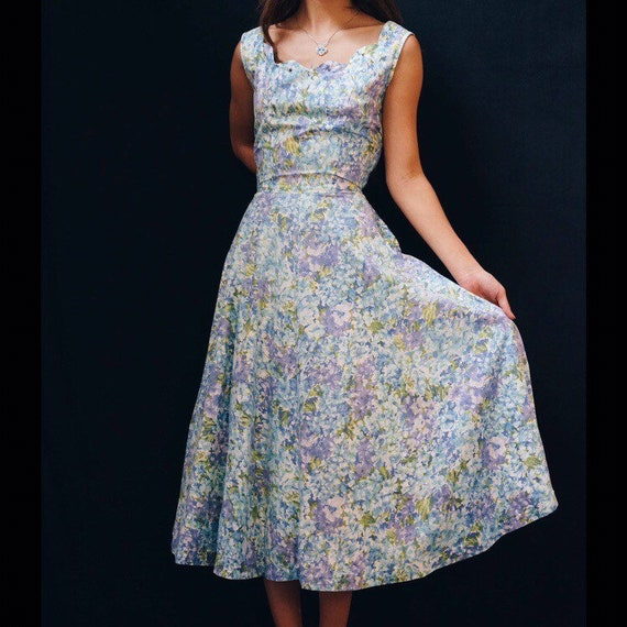 1950s Brentwood Dress