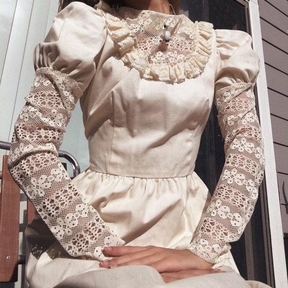 Deadstock 1970s cotton dress
