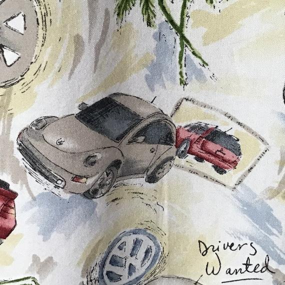 XL Tori Richard all Rayon Volkswagen Hawaiian Alo… - image 4