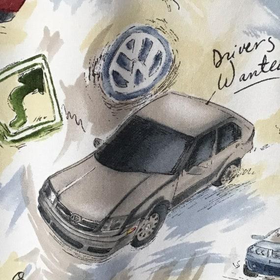 XL Tori Richard all Rayon Volkswagen Hawaiian Alo… - image 6