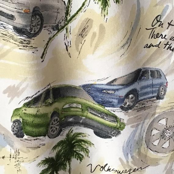 XL Tori Richard all Rayon Volkswagen Hawaiian Alo… - image 5