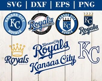 Royals team svg | Etsy