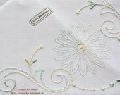 """Cushion cover 1960 Expendision quality, 80 x 80 cm, 31.5x31.5, """"Cotton"""