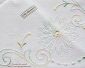 Vintage new pillowcase, control quality,