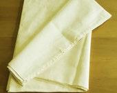 "Yellow tablecloth 196 x 132 cm, 77 ""x 52,"" panel cloth 100% cotton,"