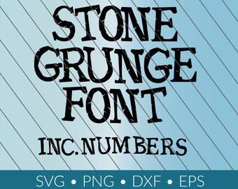 Heavy metal font   Etsy